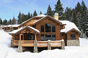 Picture of the 144 Whitewater Estate in Donnelly, Idaho