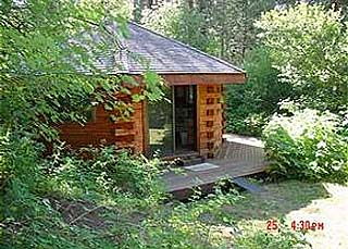 Hideaway vacation rental property