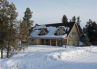 McCall River Lodge vacation rental property