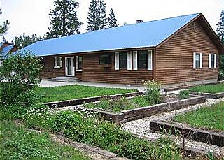 Antler Point Cabin vacation rental property