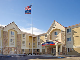 Candlewood Suites Meridian vacation rental property