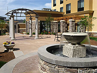 Courtyard by Marriott Meridian vacation rental property