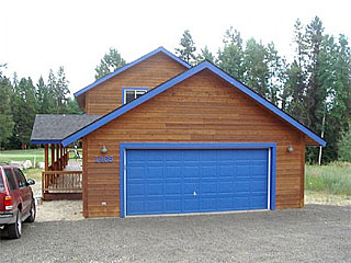 Birch Green Cabin vacation rental property