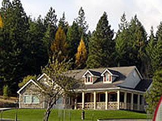 American Country B & B vacation rental property