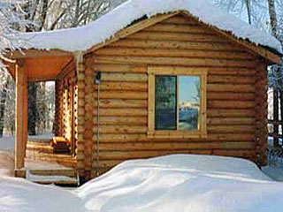 Teton Valley Cabins vacation rental property
