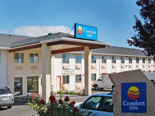 Comfort Inn Boise Airport vacation rental property