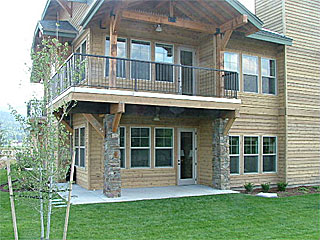Guthrie Place Townhomes vacation rental property