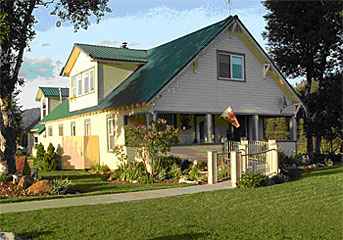 Walk on the Wild Side Bed & Breakfast vacation rental property