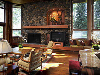 Picture of the Symphony Cottage in Sun Valley, Idaho
