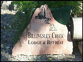 Billingsley Creek Lodge and Retreat vacation rental property