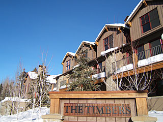 Timbers Townhomes in Sun Valley