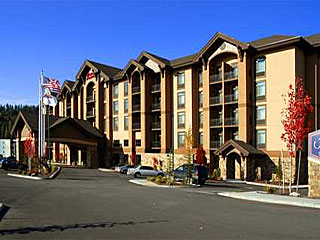 Hampton Inn & Suites Coeur d Alene vacation rental property