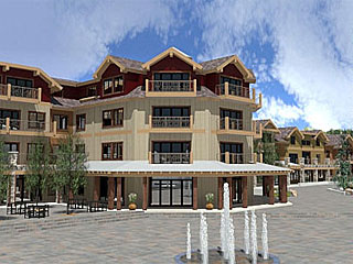 Alpine Village vacation rental property