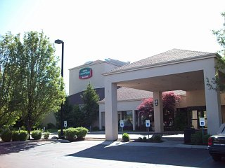Courtyard by Marriott Boise vacation rental property