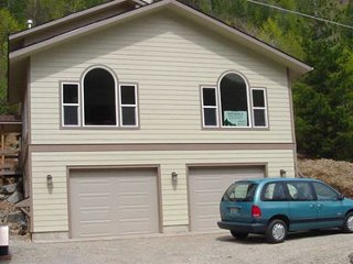 Wardner Haven vacation rental property