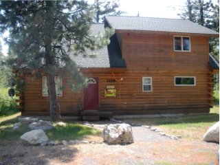 Big Timber Cabin  vacation rental property