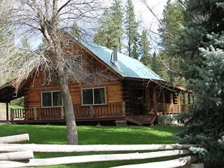 Creekside Retreat-Garden Valley vacation rental property