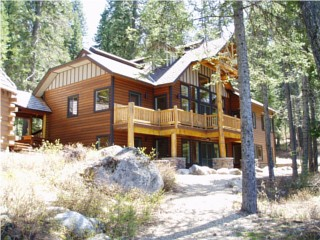 Hogue Cabin vacation rental property