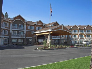 Holiday Inn Express CDA vacation rental property