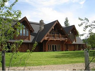 Riverside Lodge Cabin vacation rental property