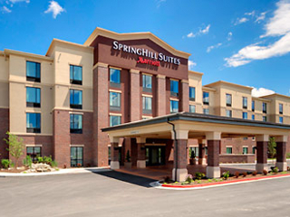 Picture of the SpringHill Suites Rexburg in Rexburg, Idaho
