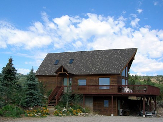 Elk Ridge Cabin vacation rental property