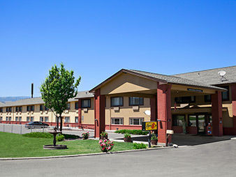 Picture of the Super 8 Baker City in Baker City, OR, Idaho