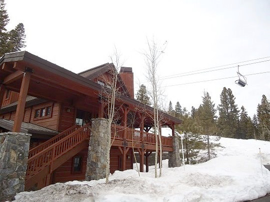 Picture of the Staircase Chalet 15 (Stairway to Heaven) in Donnelly, Idaho