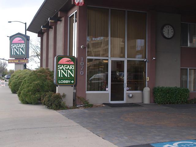 Safari Inn Downtown vacation rental property
