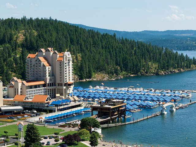 Coeur d Alene Resort vacation rental property