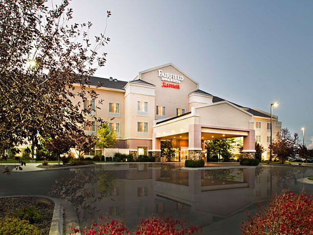 Fairfield Inn Suites By Marriott Burley Vacation Al Property