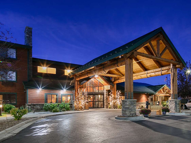Best Western Plus McCall Lodge vacation rental property