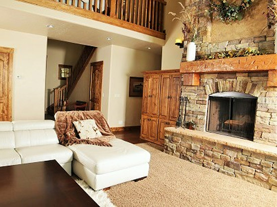 Picture of the Whitewater Cove Cabin (144 Whitewater Estate) in Donnelly, Idaho