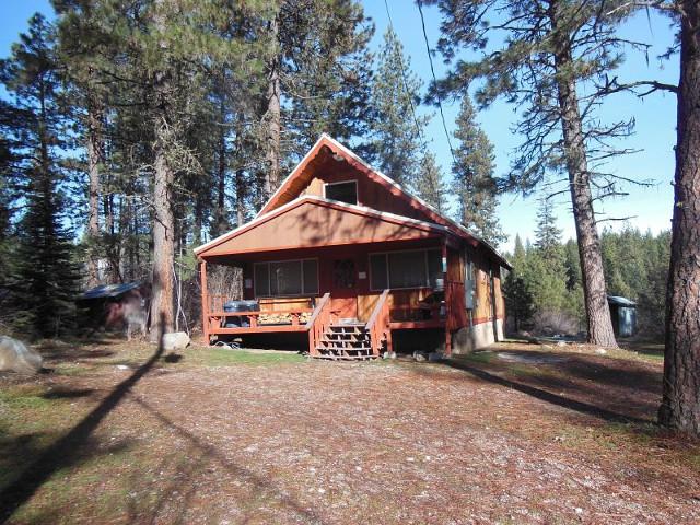 mountain getaway cabin garden valley idaho vacation