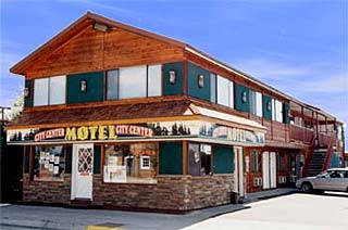 Picture of the City Center Motel in West Yellowstone, MT, Idaho