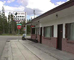 Pony Express Motel  vacation rental property