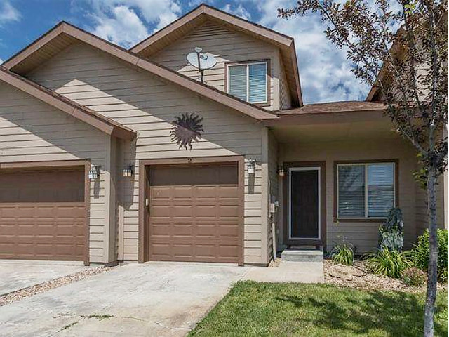 Picture of the Happy Trails Townhome in Donnelly, Idaho