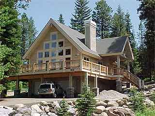 Camas Pines vacation rental property