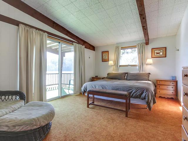 Mica Bay Serenity Cabin - Coeur d Alene, Idaho Vacation