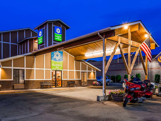 Sure Stay Best Western Twin Falls vacation rental property