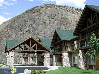 Picture of the Salmon Rapids Lodge (Fr. Best Western) in Riggins, Idaho