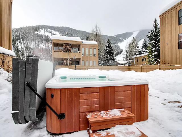 Sawtooth vacation rental property
