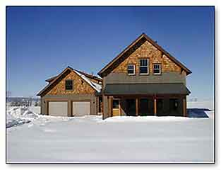 Mountain View Cabin vacation rental property