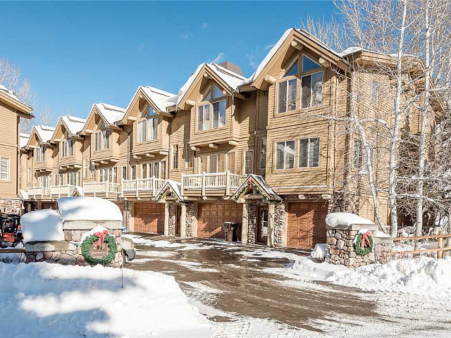 Wood River Townhomes (River Run) vacation rental property