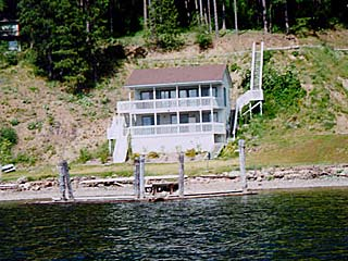 Davis Turner Bay vacation rental property
