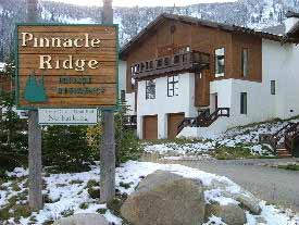 Pinnacle Ridge Condos vacation rental property