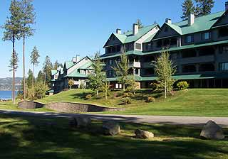 Arrow Point Resort vacation rental property