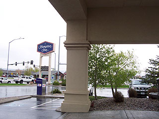Hampton Inn Idaho Falls vacation rental property